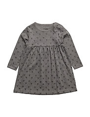 Dress - BOW PRINT