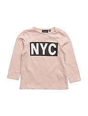 T-shirt long sleeve - CAMEO ROSE