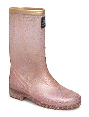 Rubber boot - GOLD