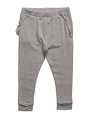 Pants - GREY MELANGE