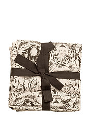 baby cloth - BLACK WHITE