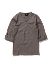 blouse - GREY