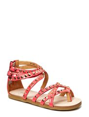 PETIT by Sofie Schnoor Leather sandal w. studs