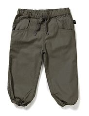 Cotton army shorts - Army