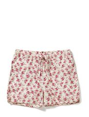 PETIT by Sofie Schnoor Pink flower shorts