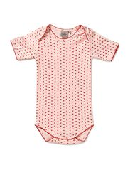 PETIT by Sofie Schnoor Pink body w. hearts