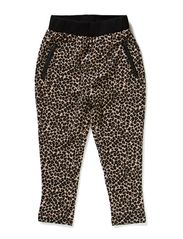 Pants leo dot - L.ROSE/BLK