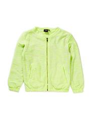 Jacket - Neon Yellow