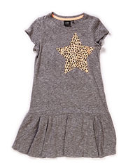 Dress - grey melange