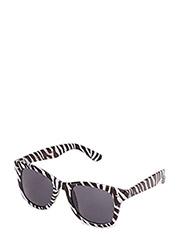 Sunglasses - zebra