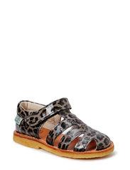 Sandal Patent - leopard