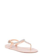 Rubber sandal - L Rose