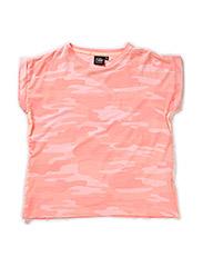 T-shirt - mix pink