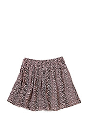 Skirt - L Rose/BLK
