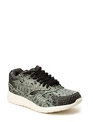 Sneaker snake print - DARK GREY