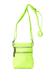 Bag - neon yellow