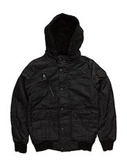 Jacket - BLACK NAVY
