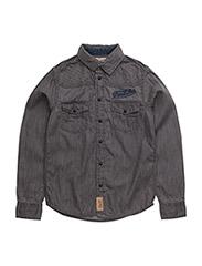 Shirt Long Sleeve - GREY