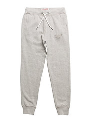 Trousers Jogging - LIGHT GREY MELEE