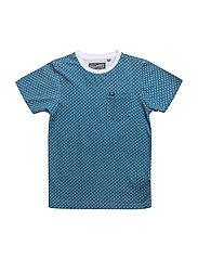 T-Shirt SS R-Neck - BRIGHT WHITE