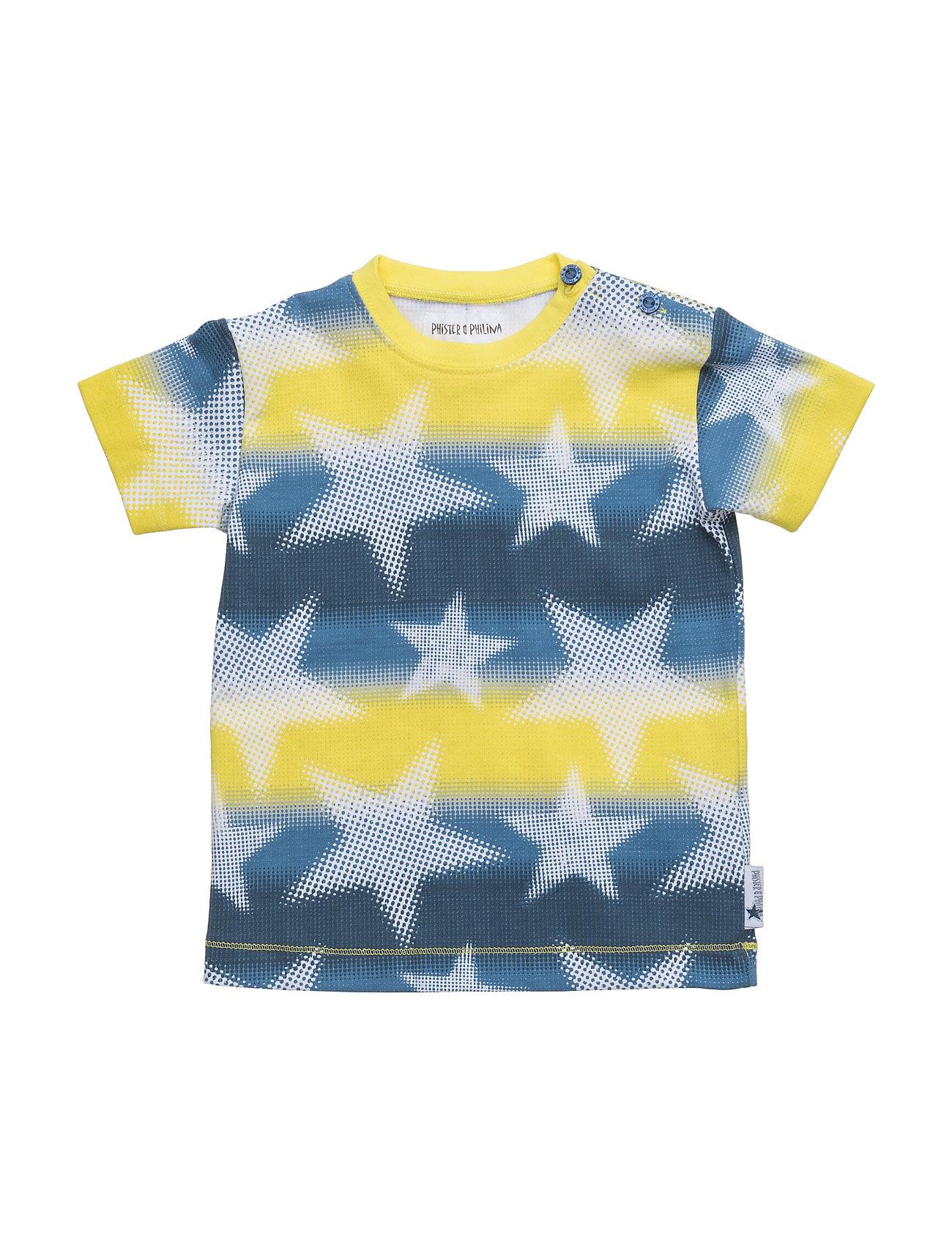Johnni Star Top Phister & Philina Kortærmede t-shirts til Børn i