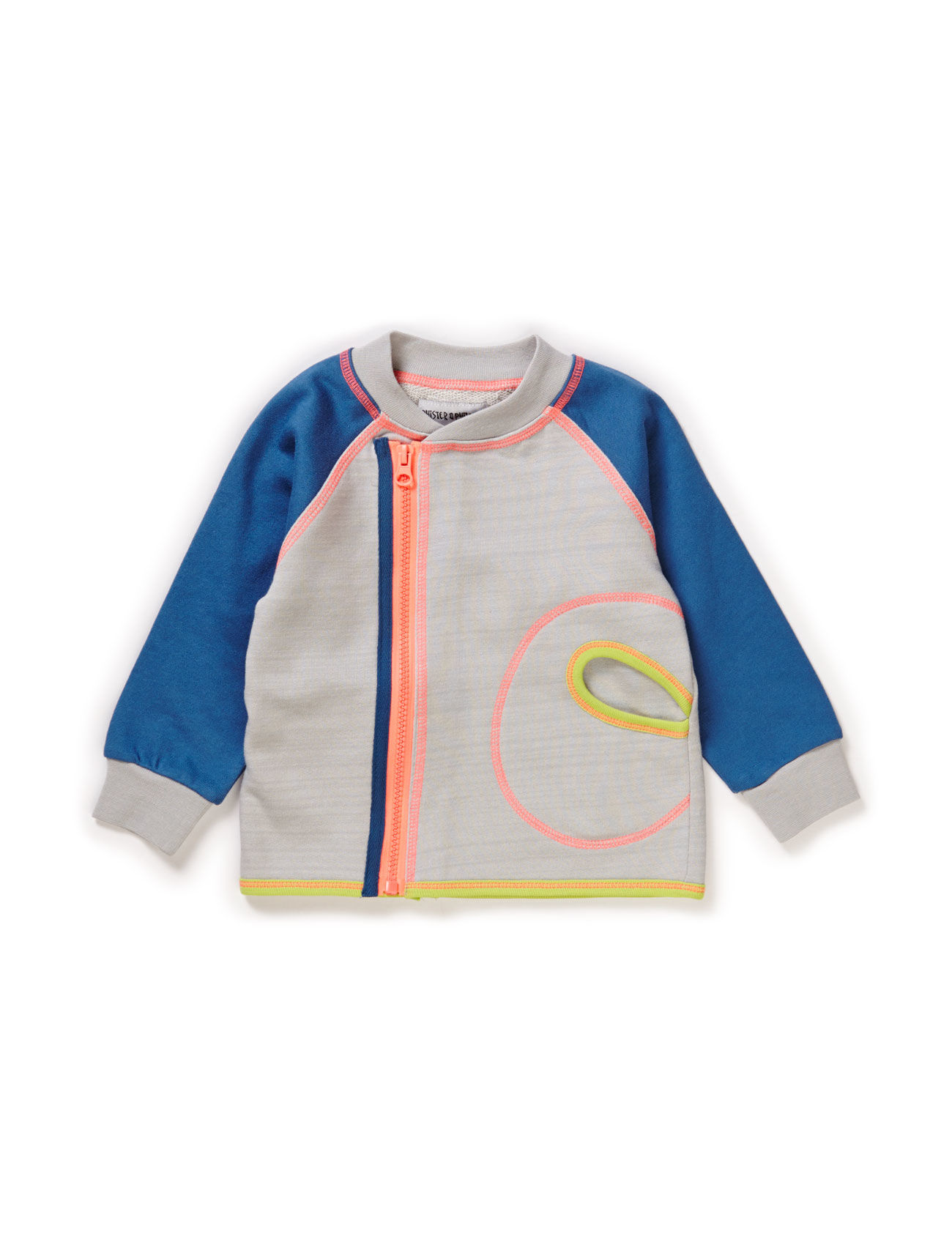 Luke Baby Boy Cardigan