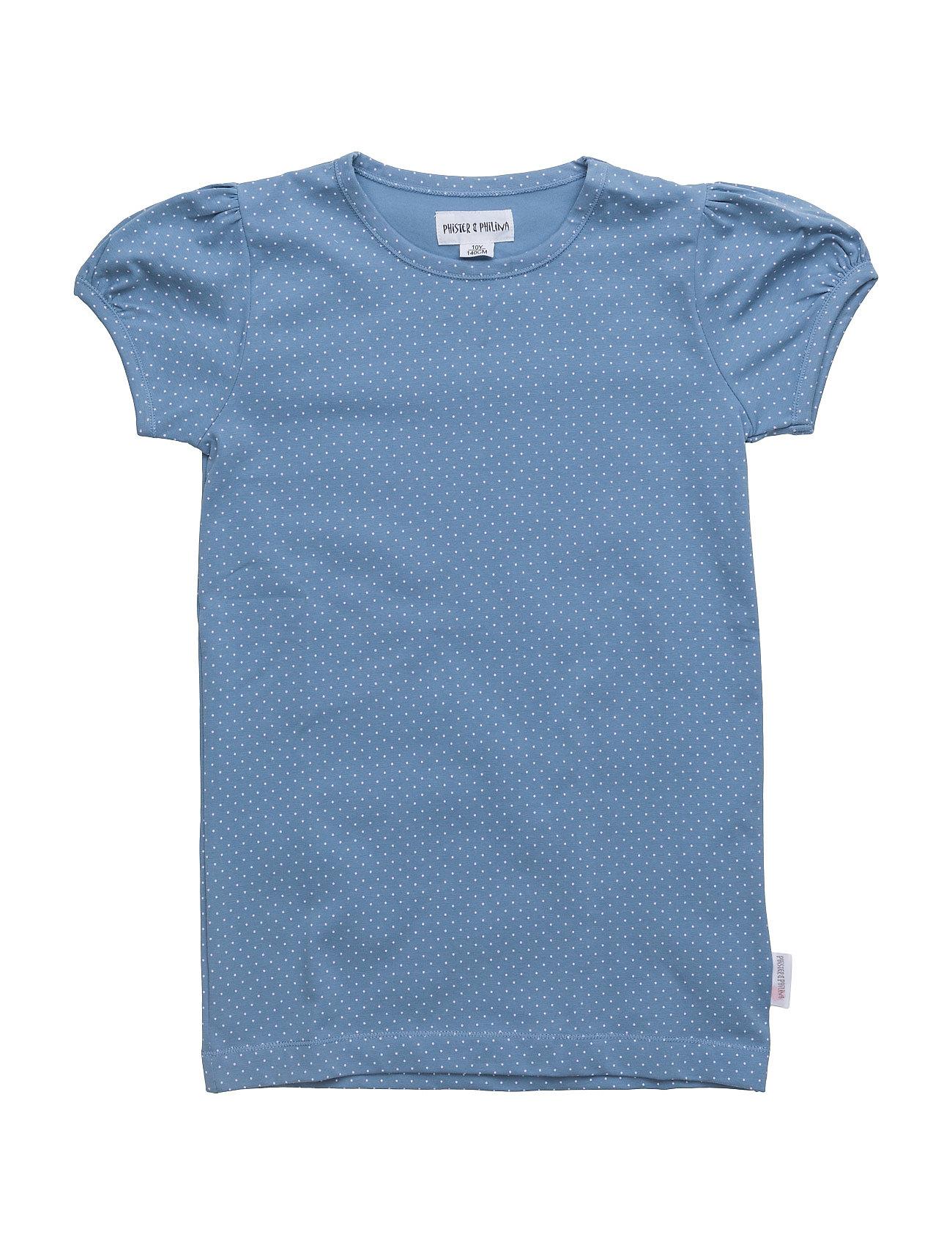 f554b6ba1d8 Stora priser på Pulle Dot Top Phister & Philina Kortärmad T-Shirts till Barn