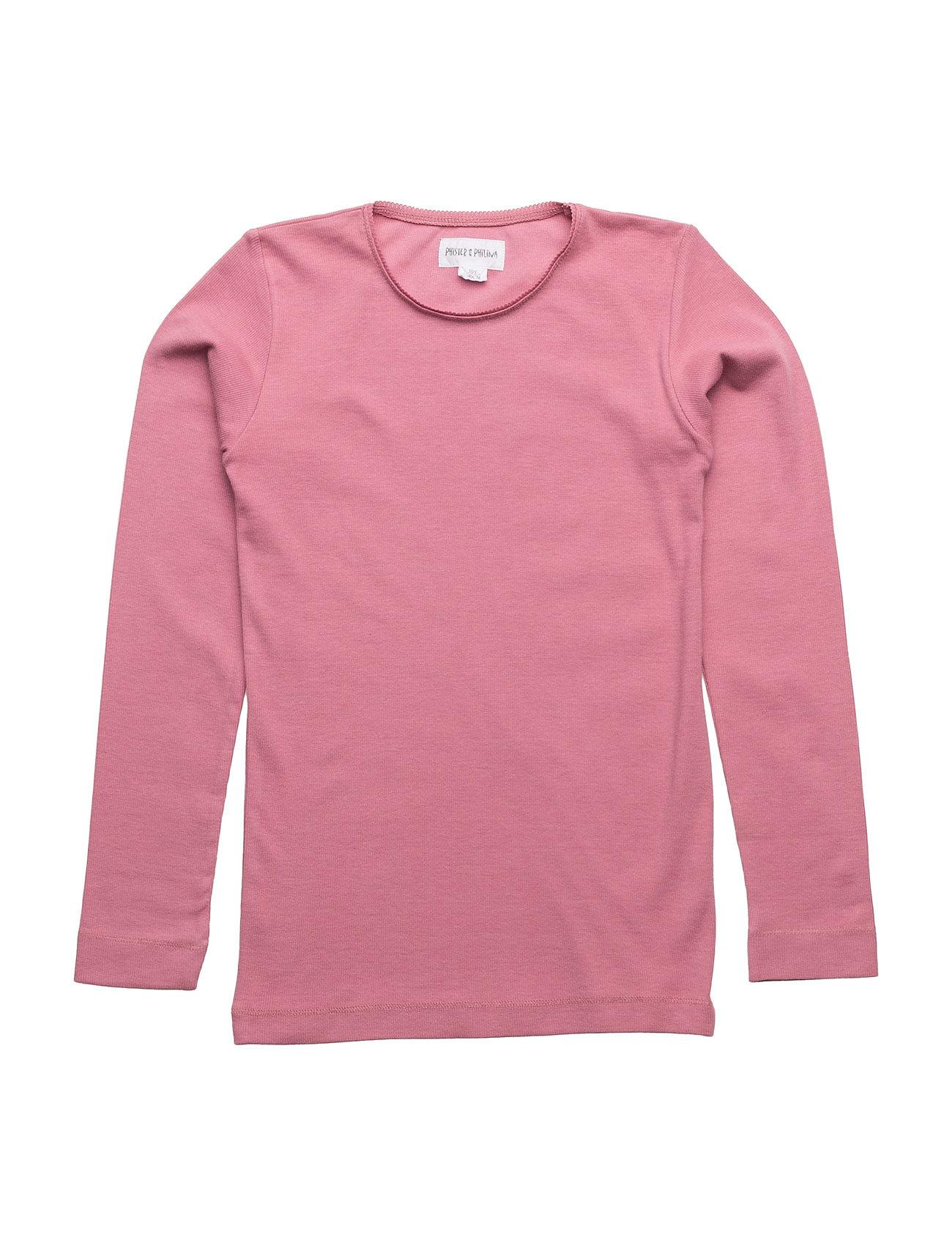 Lilian Base Top Phister & Philina Langærmede t-shirts til Børn i