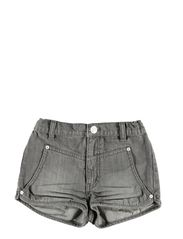 Scorer bam shorts - NEUTRAL GRAY