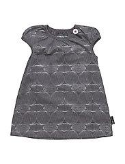 ELENA STROKE DRESS - QUITE SHADE
