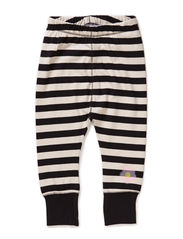 NOHA BABY GIRL PANTS - White sand