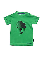 KARLO FLY TOP - POISON GREEN