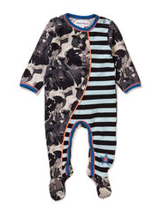 THINK BABY BOY SUIT - Dark blue