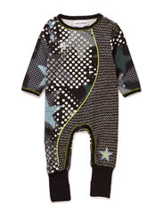 TRUE BABY BOY SUIT - Anthracite