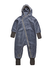 HERBERT TEDDY SUIT - FLINT STONE