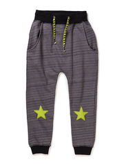 NAME BOY PANTS - Anthracite