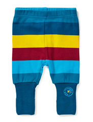 Lasse new born legging - Moroccan Blue