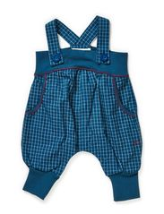 Spend new born unisex overall - Moroccan Blue