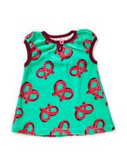 Satisfy baby tunic - Electric Green