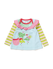 SOPHIA BABY GIRL TUNIC - Clearwater
