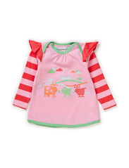 MADISON BABY GIRL TUNIC - Spring bouquet