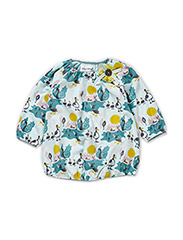 DUCK BABY DRESS - ICY MORN