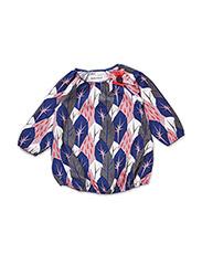 DUCK BABY DRESS - TRUE NAVY