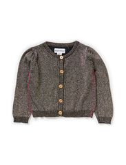 ROSA BABY KNIT CARDIGAN - Anthracite