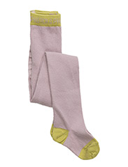 SOLID BABY PANTYHOSES - BURNISHED LILAC