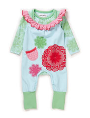 SOPHIA BABY GIRL SUIT - Clearwater