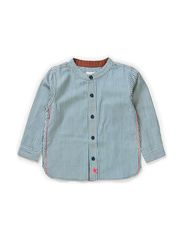 ULF BABY SHIRT - Moroccan blue