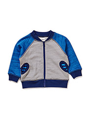 FUN BABY CARDIGAN - BRILLIANT BLUE