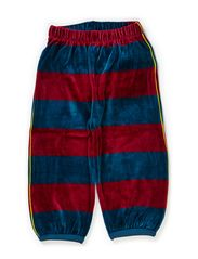 Stone baby pant - RED PLUM