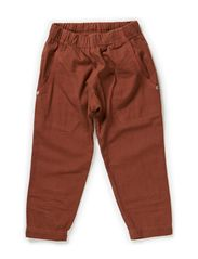 TOR BABY PANT - Tobacco brown